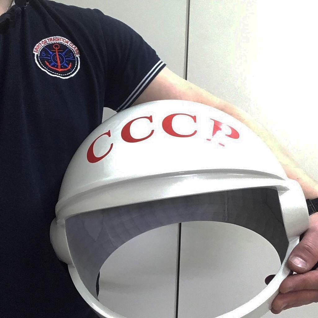 Шлем Терешковой