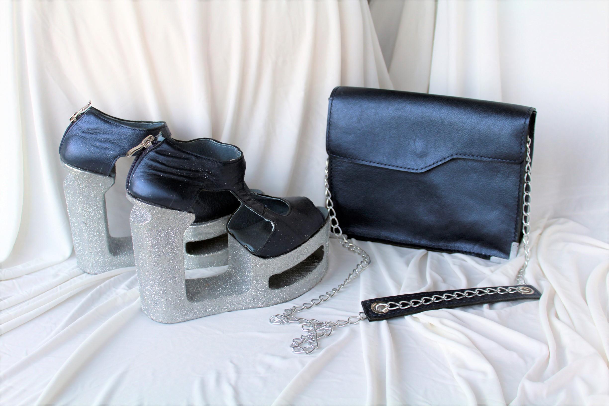 Коллекция обуви Интерстеллар